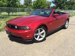 2011 Ford Mustang 5.0 GT Convertible