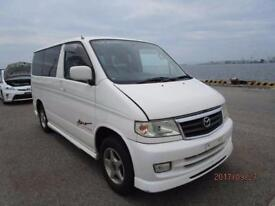 MAZDA BONGO 2.5 V6 PETROL JUNE 2000 HIGH GRADE RUST FREE IN UK 85,000 MILES