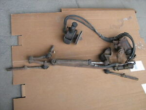 1960 to '66 Chevy and GMC pickup parts