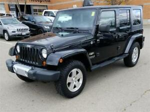 2008 Jeep Wrangler Unlimited Two tops automatic $16995