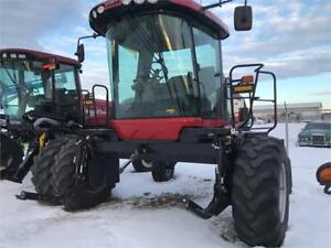 Case IH WD1203 Swather and Draper Header