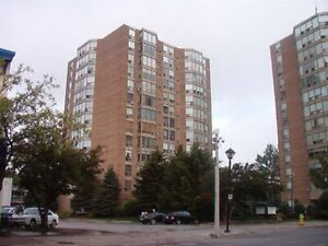 2BR-2Baths Condo Security Building McNabb Towers