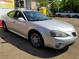 2004 Pontiac Grand Prix GTP SUPERCHARGED