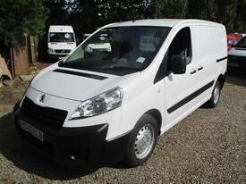 2014 Peugeot Expert 1.6HDi 90 SWB L1 H1 60,000 MILES GUARANTEED NO VAT