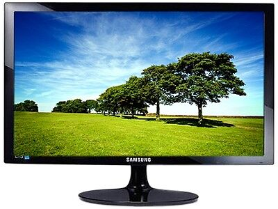 "شاشة ليد  SAMSUNG S24D300H-R Black 24"" 2ms HDMI Widescreen LED Backlight LCD Monitor"