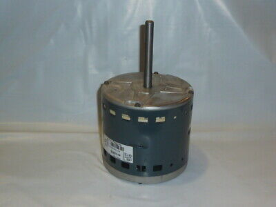 208v Motor (NEW GE Genteq Motor 5SME39DX 208v 230v 270v 1 phase 1/3 HP 1050 RPM Class B )