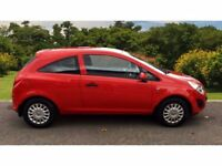 Vauxhall Corsa 1.0L 12v, 3dr, Manual. 1 OWNER FROM NEW.FULL SERVICE HISTORY