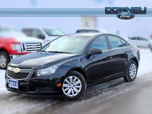 2011 Chevrolet Cruze LS W/1SA, AUTOMATIC, PWR EVERYTHING TRACK C