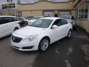 Buick Regal Turbo 2015 -Auto-Air-GrElec-Blueth-Cruise- usage