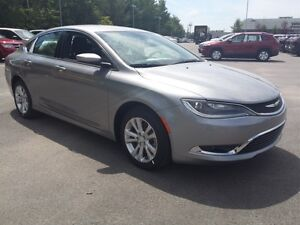 2016 Chrysler 200 Limited 4 PORTES BLUETOOTH CAMÉRA DÉMARREUR MA
