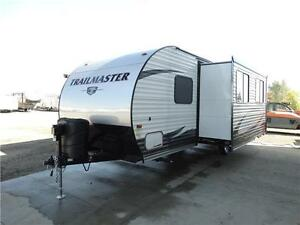 Gulf Stream Light Weight Travel Trailer with Bunks