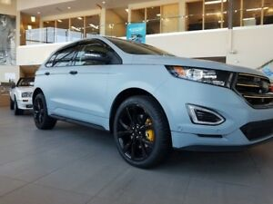 2018 Ford Edge Sport-2.7L V6 EcoBoost Engine, Custom Vinyl Wrap,