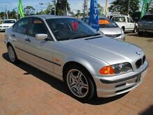 2000 BMW 318I E46 Executive Silver 4 Speed Automatic Sedan Bundall Gold Coast City Preview