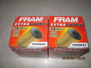 Mazda or Ford oil filters