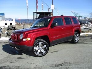 2016 Jeep PATRIOT High Altitude 4X4 LEATHER, MOONROOF, 14000 KM