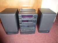 Panasonic SA-CH33 Mini sound system - good condition-£20 ono
