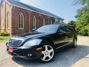 2008 Mercedes-Benz S550 AMG  4MATIC  -   $10,998  - Certified!