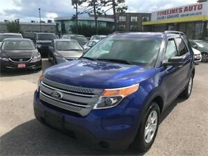 2013 Ford Explorer4WD,7SEATS