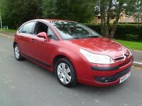 2005 55 Citroen C4 Sx 1.6 HDi (Diesel) Brand New M.O.T. Lovely Drive. Very Economical. PX Possible