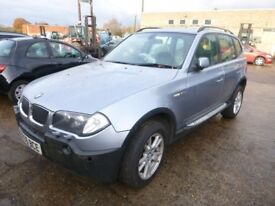 BMW X3 - EF05BCE - DIRECT FROM INS CO