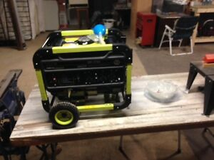 generator,new,never used,3800 watts