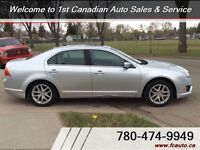 2011 Ford Fusion SEL SEL