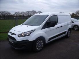 FORD TRANSIT CONNECT 210 ECONETIC P-V LWB White Manual Diesel, 2015