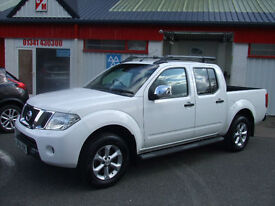 2014 Nissan Navara Tekna Dci 2.5 188 Bhp 6sp Double Cab PickUp 4x4 Only 1 Owner