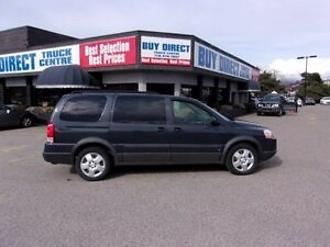 2008 Pontiac Montana SV6 SV6 FWD Front-wheel Drive Extended Pass