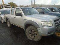 breaking for spares ford ranger 2007 2.5 td