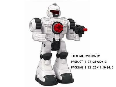 REMOTE CONTROL RADIO CONTROLLED ROBOT WALK SHOOT DANCE FIGHT RC ROBOT – NEW