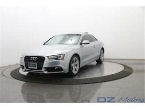 2015 Audi A5 AWD! ONLY 10,826 MILES!