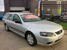 2007 Ford Falcon BF MkII XT 4 Speed Auto Seq Sportshift Wagon Brooklyn Brimbank Area Preview