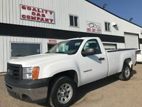 2010 GMC Sierra 1500 Low km's. Only $267.30 per month!!! Red Deer Alberta Preview