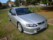 HOLDEN COMMODORE SS VYII V8 MANUAL 4D SEDAN Gepps Cross Port Adelaide Area Preview