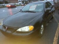 2003 Pontiac Grand Am Berline