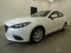 2015 MAZDA3 GX SKYACTIV BERLINE (AUTOMATIQUE, BLUETOOTH, FULL!!)