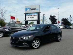 2014 Mazda MAZDA3 GX-SKY ONLY $19 DOWN $44/WKLY!!