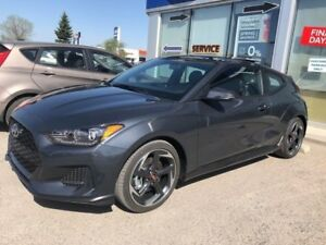 2019 Hyundai Veloster Turbo Front Wheel Drive Dual Clutch