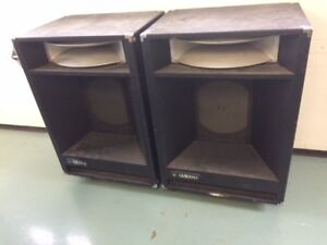 YAHAMA SPEAKERS FOR SALE 240.00
