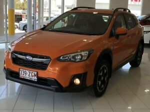 2018 Subaru XV G5X MY18 2.0i Lineartronic AWD Orange 7 Speed Constant Variable Wagon