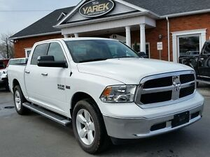 2016 Ram 1500 SLT 4x4, Remote Start, Heated Seats/Wheel, NAV, To