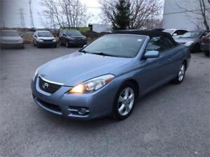 2007 Toyota Camry Solara SLE, Safety & ETEST for ON or QC INCL.