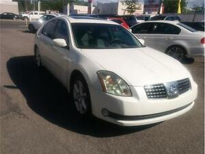 2005 Nissan Maxima 3.5 SE, Cuir, Toit **only 77600 Km** Mags,...