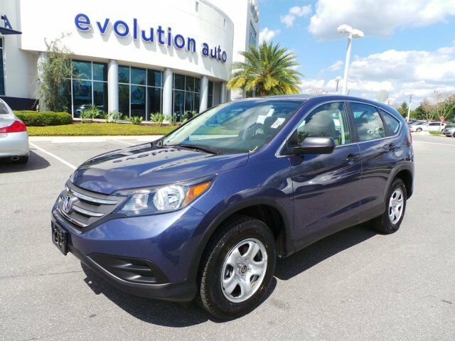 Honda : CR-V LX LX SUV 2.4L CD AWD 4WD Backup Camera Bluetooth Cruise Control