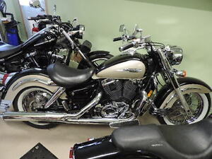 Honda Shadow 1100 - 2000