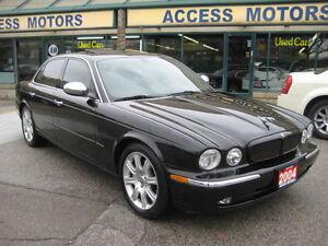 2004 Jaguar XJ XJ8 VANDAN PLAS NAVI,CLEAN CARPROOF Sedan