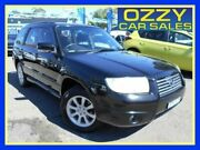 2005 Subaru Forester 79V MY05 XS AWD Black 4 Speed Automatic Wagon Penrith Penrith Area Preview