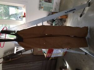 For Sale:  Ladies carhart coveralls Regina Regina Area image 1