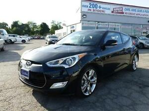 2015 Hyundai Veloster NAVI BACK UP CAM PANORAMIC ROOF BLUETOOTH